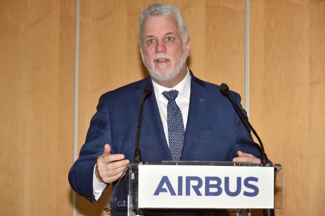 Sans le partenariat avec le géant mondial de l'aéronautique Airbus, Bombardier...