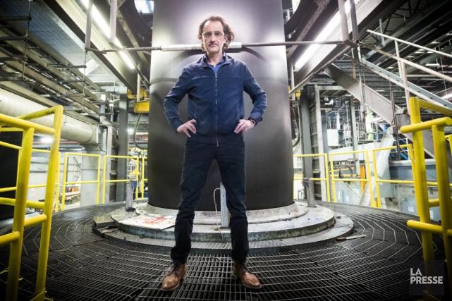 Jean-Louis Vangeluwe s'est joint à Solmax en 1997pour... (Photo Patrick Sanfaçon, La Presse)