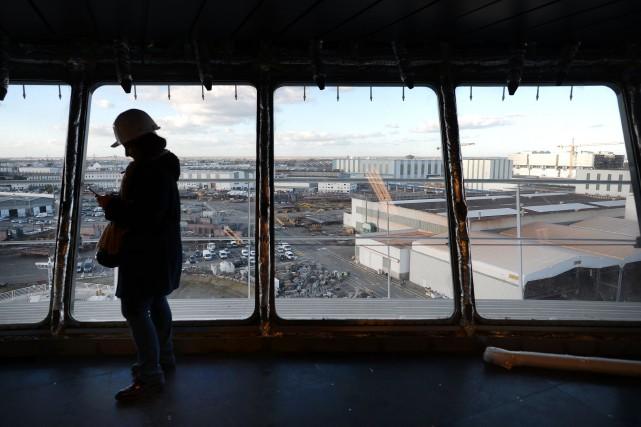 Le milieu de la construction compte près de... (Photo archives AFP)