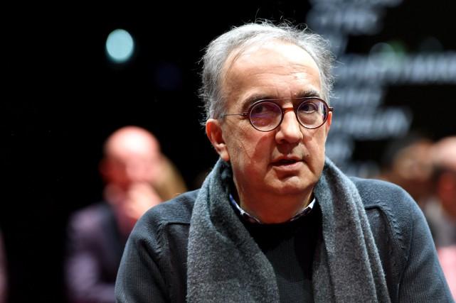 Sergio Marchionne a confimé que Fiat-Chrysler va graduellement... (photo AFP)