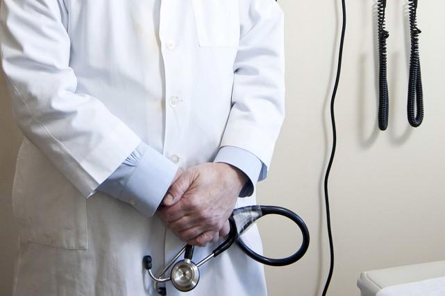 Dans le cadre de leur travail, les médecins... (Megan Bearder, archives The New York Times)