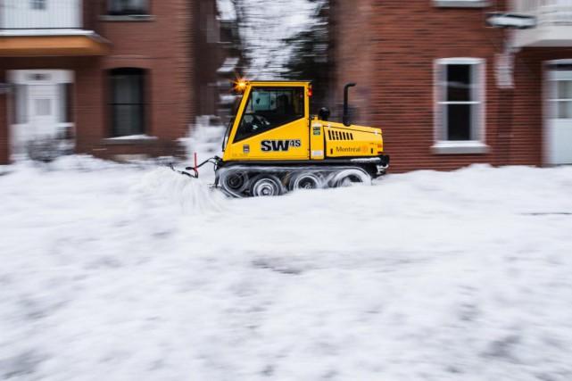 Un bon nombre de centimètres de neige doivent... (Photo Edouard Plante-Fréchette, Archives La Presse)