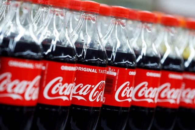 Cette première boisson alcoolisée de Coca-Cola ne sera... (Photo Régis Duvignau, Reuters)