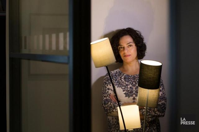 Kenza Bennis, auteure et coordonnatrice pour le Conseil... (Photo IVANOH DEMERS, Archives LA PRESSE)