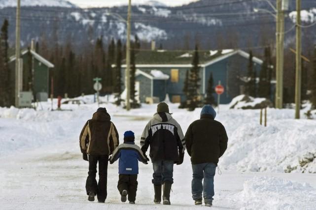 Selon la directrice de l'Association régionale de femmes... (Photo Andrew Vaughan, archives La Presse canadienne)