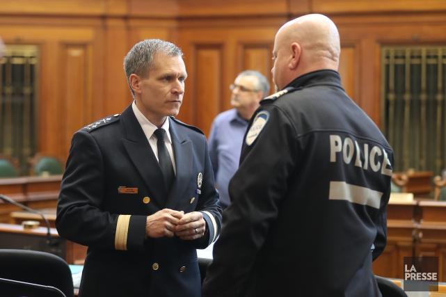 Martin Prud'homme, qui était directeur général de la... (PHOTO Martin Chamberland, LA PRESSE)