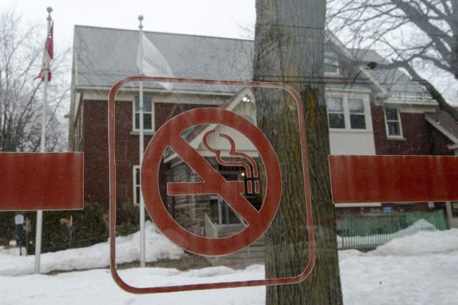 Si le règlement entre en vigueur, Hampstead va... (PHOTO PC)