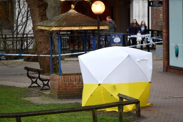 Ex-espion russe empoisonné: un pub et un restaurant de Salisbury contaminés