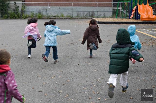 Pas moins de 33% des enfants consomment plus... (PHOTO DAVID BOILY, ARCHIVES LA PRESSE)