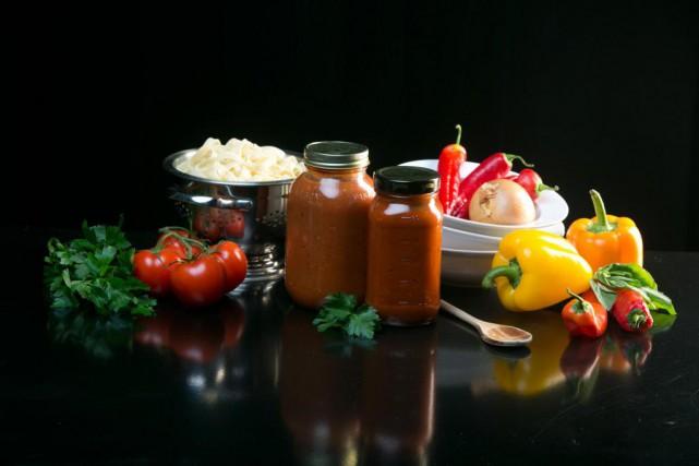 Comment faire un choix sain parmi les sauces... (Photo François Roy, La Presse)