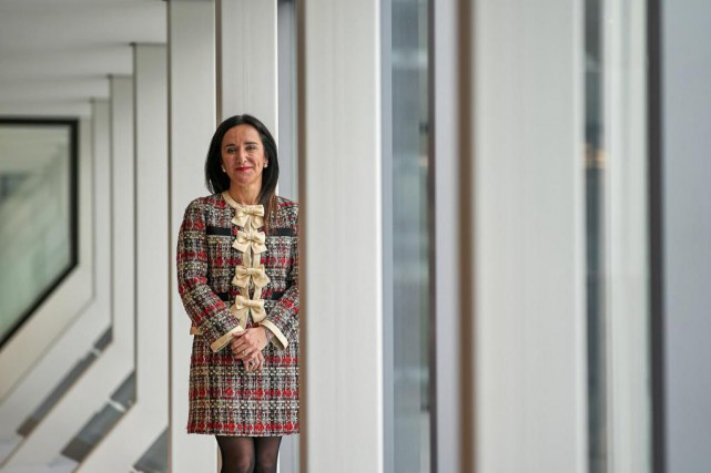 Brigitte Vachon, associée leader chez Deloitte et membre... (Photo André Pichette, La Presse)