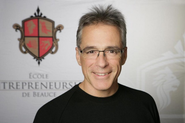 Yves Plourde, coach de dirigeants à l'École d'entrepreneurship... (Photo fournie par l'École d'entrepreneurship de Beauce)