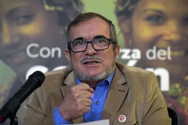 Une semaine après avoir souffert d'un infarctus, Rodrigo... (Photo Raul Arboleda, archives Agence France-Presse)