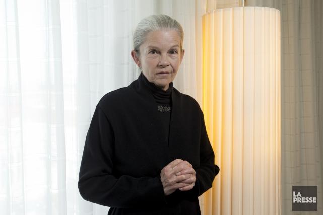 GenevièveBujold... (PHOTO ALAIN ROBERGE, ARCHIVES LA PRESSE)