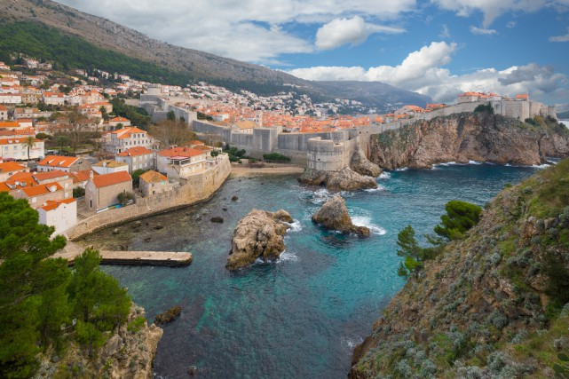 Le maire de Dubrovnik, en Croatie, ne laisse... (Photo Thinkstock)
