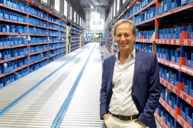 Martin Szpiro président de Jam industries... (Photo fournie par JAM Groupe de Compagnies)