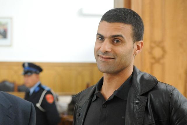 L'arrestation de Taoufiq Bouachrine, vu ici en 2009,... (Photo Abdelhak Senna, archives Agence France-Presse)