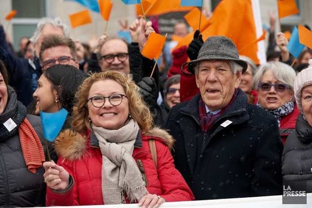 L'ex-ministre de la Santé et fondateur du régime... (Photo André Pichette, La Presse)