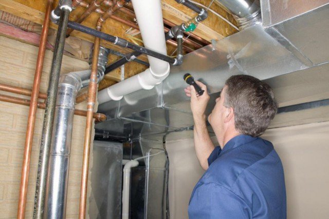 Le métier d'inspecteur en bâtiment n'est pas assez... (Photo Thinkstock)