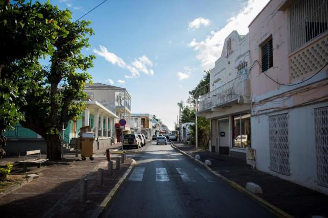 Saint-Martin est en voie de se relever après... (Photo Lionel Chamoiseau, Agence France-Presse)
