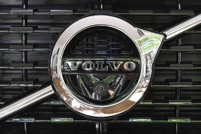Les moteurs thermiques actuels de Volvo, des trois-cylindres... (PHOTO ARCHIVES AP)