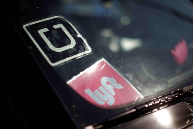 Les services automobiles sur demande comme Uber ou... (PHOTO ARCHIVES REUTERS)