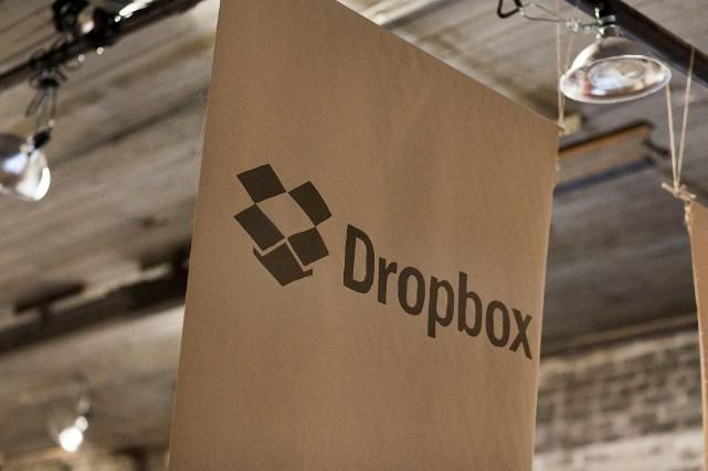 Dropbox, basée à San Francisco, perd encore beaucoup... (La Presse Bloomberg)