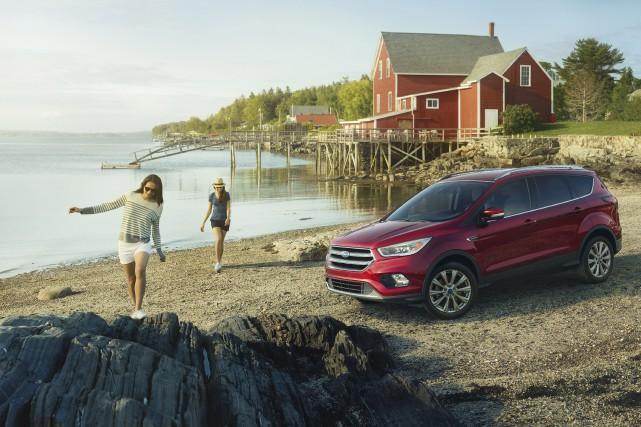 Les beaux jours s'en viennent et la plupart... (Photo Ford, via AP)