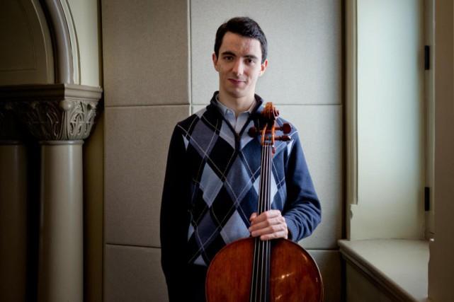 Le violoncelliste StéphaneTétrault... (Photo Marco Campanozzi, Archives La Presse)