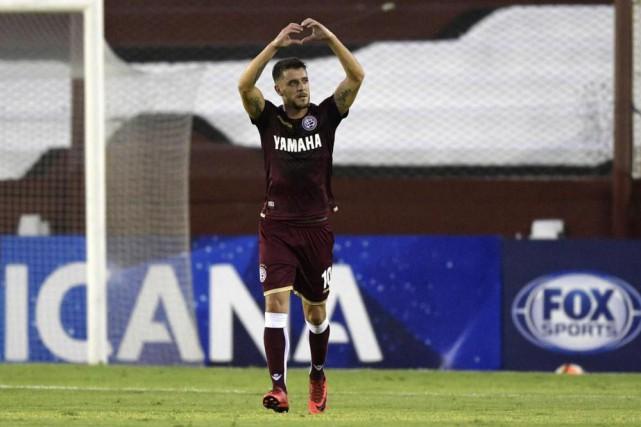 L'Uruguayen Alejandro Silva pourrait s'engager pour trois saisons... (PHOTO JUAN MABROMATA, AGENCE FRANCE-PRESSE)