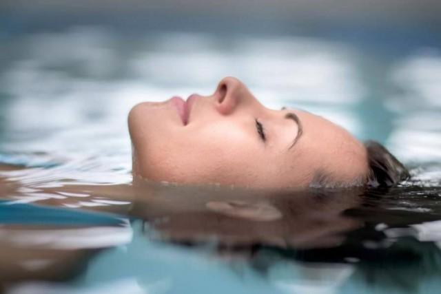 La thérapie par laflottaison connaît une popularité grandissante.... (Photo fournie par Ovarium)