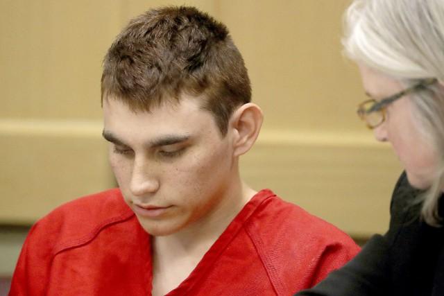 Nikolas Cruz est accusé de 17 meurtres avec... (Photo Mike Stocker, Associated Press)