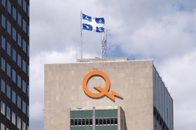 Hydro-Québec a annoncé des profits de 2,84 milliards,... (Photo Paul Chiasson, La Presse canadienne)