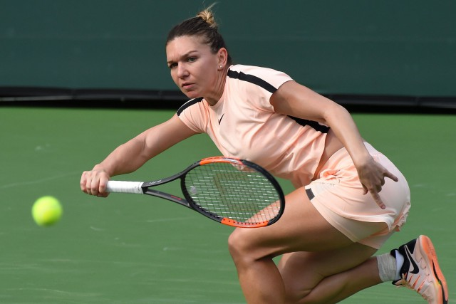 Simona Halep... (Photo Jayne Kamin-Oncea, USA Today Sports)