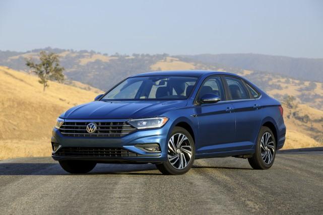 Volkswagen Jetta - crdit: Volkswagen... (Photos Volkswagen)