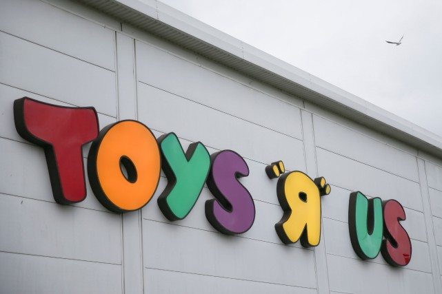La division canadienne de Toys