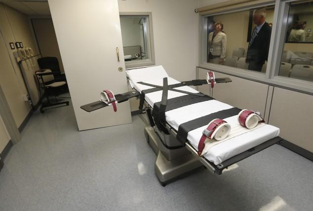 L'Oklahoma a connu plusieurs exécutions ou tentatives d'exécution... (PHOTO AP)