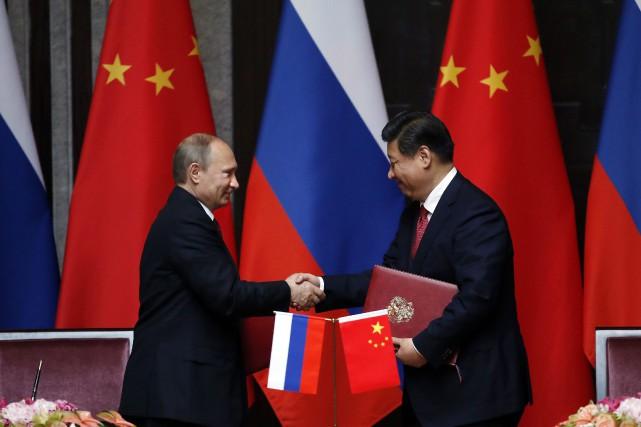 Xi Jinping félicite Poutine et salue la relation sino-russe
