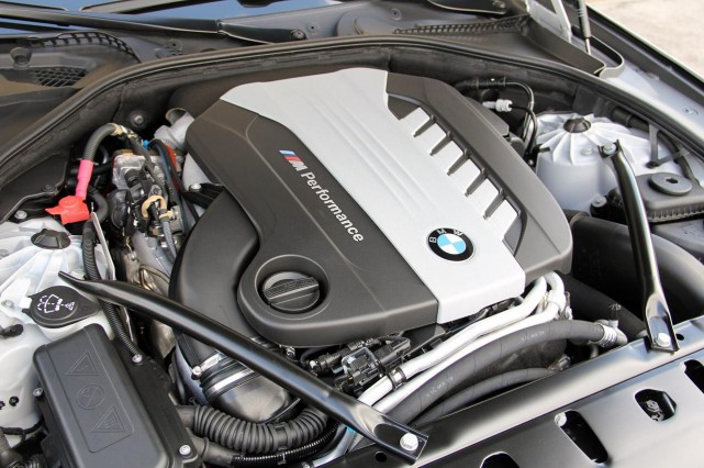 L'enquête porte sur des logiciels truqueurs installés sur... (Photo BMW)