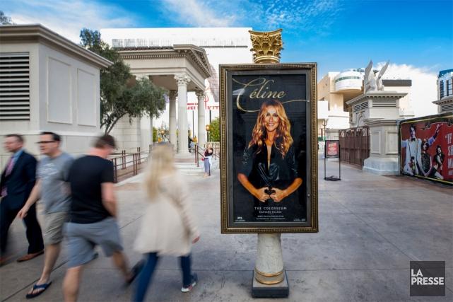 À compter de la semaine prochaine, Céline Dion... (Photo Marco Campanozzi, La Presse)