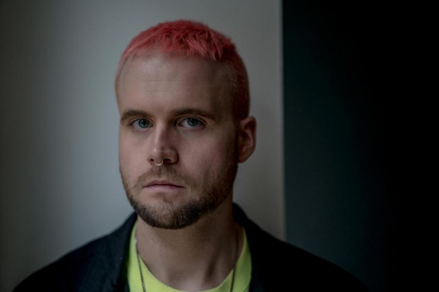 Christopher Wylie... (Photo Andrew Testa, archives The New York Times)