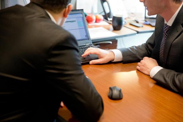 La culture bancaire qui pousse les employés à... (Photo François Roy, archives La Presse)