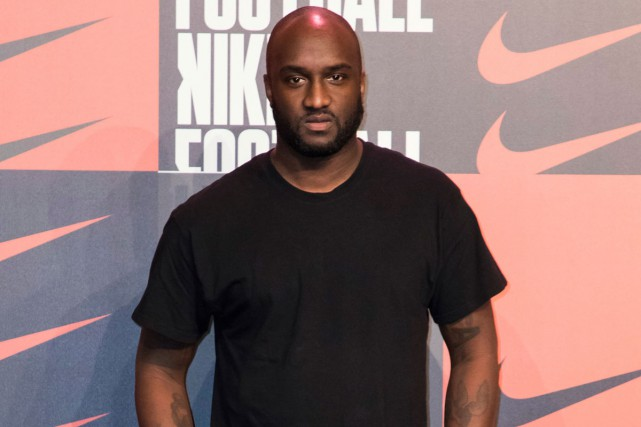 virgil abloh nomm directeur artistique de vuitton homme mode. Black Bedroom Furniture Sets. Home Design Ideas