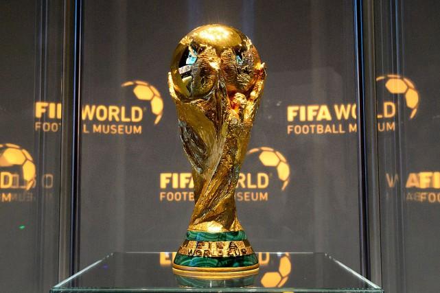 La Coupe du monde de 2026 sera la... (PHOTO FABRICE COFFRINI, ARCHIVES AGENCE FRANCE PRESSE)
