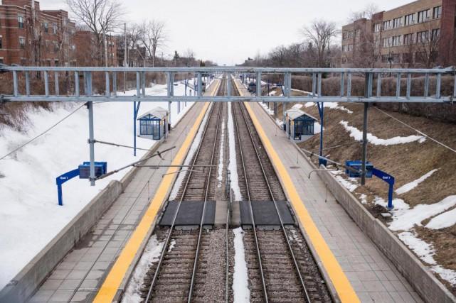 Il n'y aura plus de service de train... (Photo Edouard Plante-Fréchette, Archives La Presse)