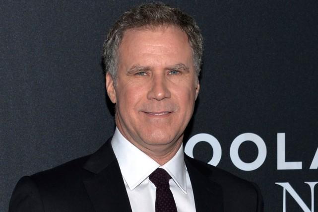 L'acteur Will Ferrell a été transporté à l'hôpital vendredi matin après un... (Photo archives AP)