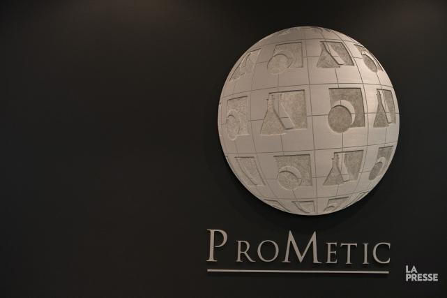 La biopharmaceutique lavalloise Prometic a perdu 29% de sa valeur boursière... (PHOTO IVANOH DEMERS, ARCHIVES LA PRESSE)