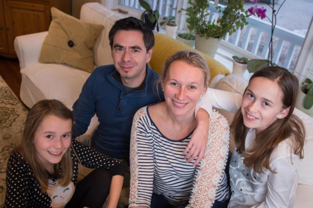 La vie de la famille Biron a été... (Photo Catherine Lefebvre, collaboration spéciale)