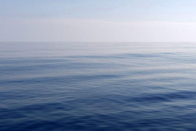 Le Point Nemo,au milieu du Pacifique, représente l'endroit... (AP)