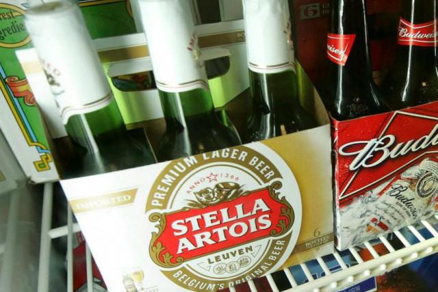 Possibles morceaux de verre dans la stella artois bi res - La maison de la biere ...